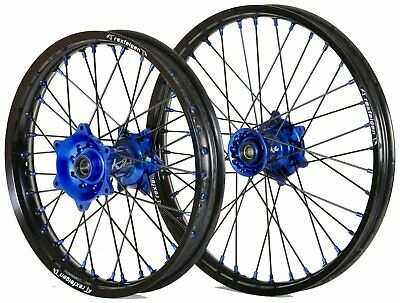 AU999.95 • Buy KITE WHEELS SPORTS YZ 250 02-19 YZF 450 02-13 BLACK SPOKES Yamaha YZ125 2002