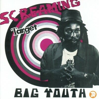 Big Youth - Screaming Target • 6.67£