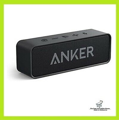 AU63 • Buy Anker Soundcore Bluetooth Speaker Loud Stereo Sound 24hour Playtime Built-in Mic