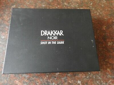 NEW OLD STOCK DRAKKAR NOIR 35mm CAMERA • 25£