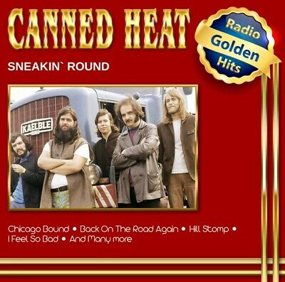 £9.96 • Buy Canned Heat - Sneakin' Around