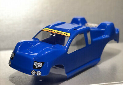 1//18 Vehicle Bodywork Pre-painted Shell for Wltoys A969-07 Spare Parts