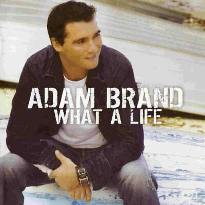 AU8.99 • Buy Adam Brand – What A Life CD Good Condition
