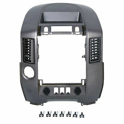 $59.93 • Buy Instrument Panel Lid Dash Radio Bezel For 04 05 06 Nissan Titan XE SE Armada SE