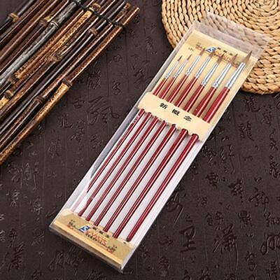 Chinese Hand Painted Hook Line Pen Watercolor Painting Brush Diy Art Supplies T • 6.23£