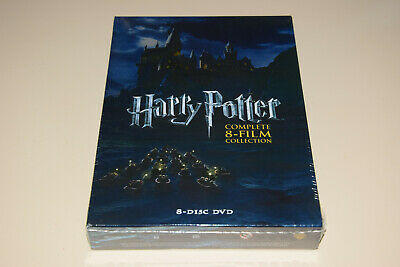 $ CDN50.74 • Buy Harry Potter: The Complete 8-Film Collection (DVD, 2011 8-Disc Set ) Brand Newww