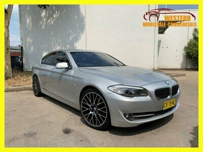 AU19990 • Buy 2011 BMW 5 Series F11 520d Touring 5dr Steptronic 8sp 2.0DT [MY11.5] Silver A