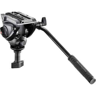 AU244 • Buy Manfrotto MVH500A Pro Fluid Video Head With 60mm Half Ball