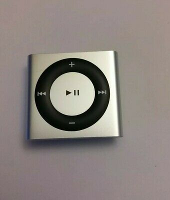 AU98.95 • Buy Apple Ipod Shuffle 4th Generation Silver/Black, 2GB Model Pc584j/a .