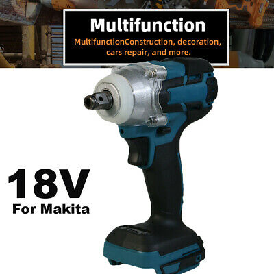 For Makita DTW285Z 18V LXT Brushless Impact Wrench 1/2 In Square Drive Body Only • 47.40£