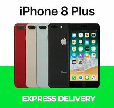 AU639 • Buy APPLE IPHONE 8 Plus 64GB 128GB 256GB FACTORY UNLOCKED SMARTPHONE REFURBISHED