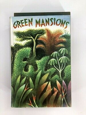 £7.28 • Buy Green Mansions: A Romance Of The Tropical Forest, By W.H. Hudson. Heritage Press