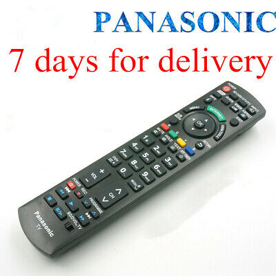 AU29.99 • Buy Replacement Panasonic N2qayb000352 Remote Thp50g10a Thp50x14a Thp54s10a Etc