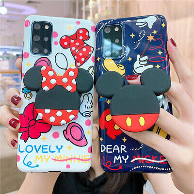 $ CDN8.49 • Buy Case For Samsung Galaxy S20 Ultra S10 S9 Plus Disney Shockproof Silicone Cover