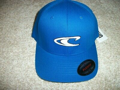 $18.95 • Buy O'NEILL New NWT Mens S/M Small Medium L/XL Large XL Hat Cap Blue