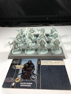 A Song Of Ice And Fire - Core Set - House Umber Beserkers • 18£