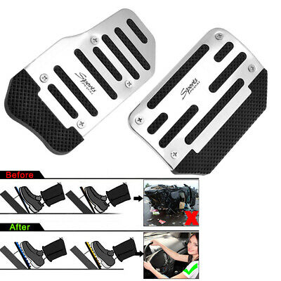 £5.72 • Buy Racing Sports Non-Slip Automatic Car Accessories Gas Brake Pedals Pad Cover New