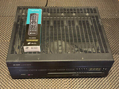 $99.99 • Buy Niles ZR-4630 Multizone 6-channel Receiver With NIB Remote Tested & Working