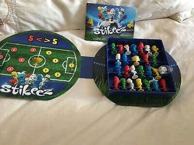Album Football World Cup Stikeez Complete Full Set 24 + Trophy + Box Store Lidl • 12.99£