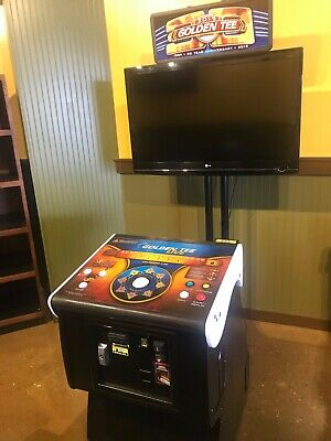 $4000 • Buy Golden Tee Live Arcade Commercial/Home, Credit Card Reader/bill Collector Option
