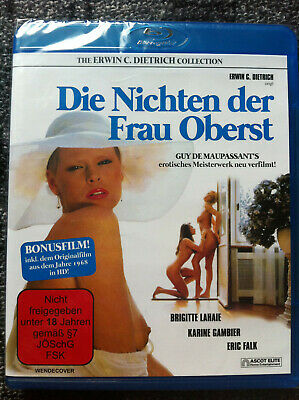 SECRETS OF A FRENCH MAID - Blu-ray - Region ALL - Come Play With Me 2 - Lahaie • 19.88£
