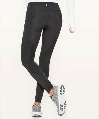 $ CDN199 • Buy Lululemon All The Right Places Pant II 28  Leggings Size 4 Black NWT