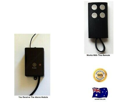 AU77 • Buy Combine Your BOXER TMT Automation Gate Remote With Your Garage Door
