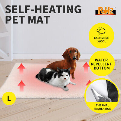 AU25.99 • Buy PaWz Pet Bed Dog Beds Bedding Heated Pet Bed Soft Mattress Cushion Pillow Mat L