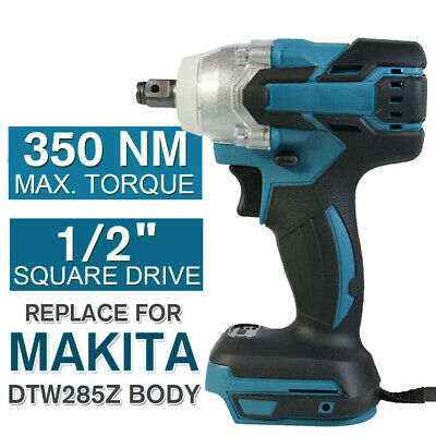 For Makita DTW285Z 18v Cordless1/2  Driver Impact Wrench Gun - Naked - Bare Unit • 47.40£