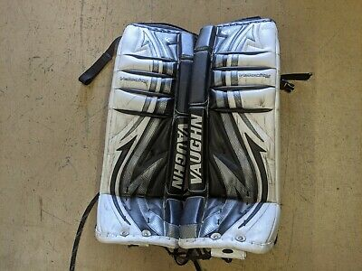 $160 • Buy Vaughn Velocity 7250 30 Inch +1 Hockey Goalie Pads