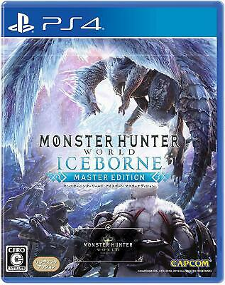 AU90.22 • Buy PS4 Monster Hunter World Iceborne Japan NEW