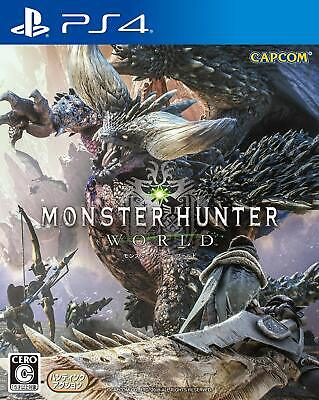 AU33.30 • Buy PS4 Monster Hunter World Japan