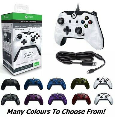 AU90 • Buy Xbox One/PC PDP Wired Controller BRAND NEW, BLUE,GREEN,WHITE,RED,PURPLE EXPRESS