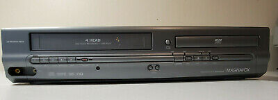$ CDN21.07 • Buy Magnavox MWD2205 ~ VCR Recorder/DVD Player Combo ~ Sold As-Is ~ For Parts