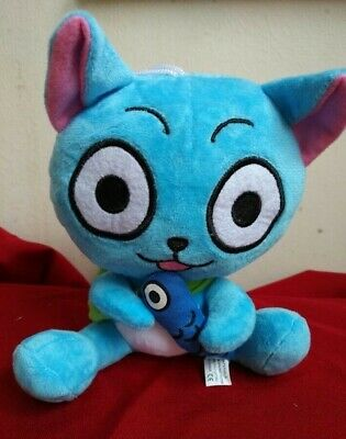 Small Fairy Tail Soft Toy Plush UK Seller! Fast Delivery! • 11.99£