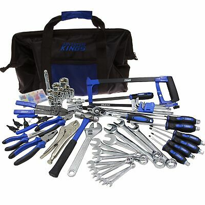 AU149 • Buy Adventure Kings 150+ Pieces Tool Kit Ultimate Bush Mechanic Repair Offroad 4WD