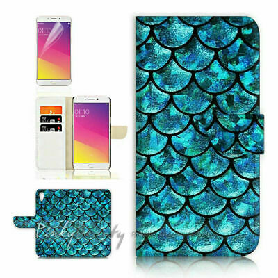 AU12.99 • Buy Abstract TPU Phone Wallet Case Cover For Huawei Y9 Prime 2019 - 21694