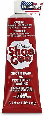 $11.46 • Buy Shoe Goo Repair Adhesive For Fixing Worn Shoes Boots, Clear, 3.7-Ounce Tube