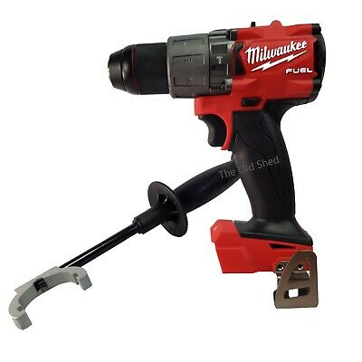 AU189 • Buy Brand New Milwaukee Fuel M18 18v Cordless M18fpd2-0 Gen 3 Hammer Drill Driver