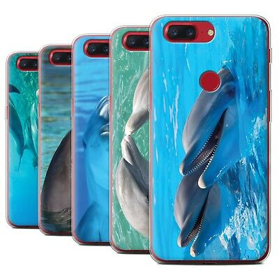 AU13.90 • Buy STUFF4 Gel/TPU Case/Cover For OnePlus 5T/Sea Life Dolphins