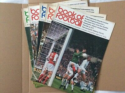 Marshall Cavendish Book Of Football Encyclopaedic Parts 48 - 52 • 7.99£