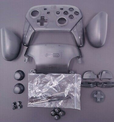 $29.99 • Buy OEM Nintendo Switch Pro Controller Shell/Buttons