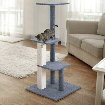 AU48.50 • Buy I.Pet Cat Tree Trees Scratching Post Scratcher Tower Condo House Steps 124cm