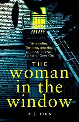 AU6.99 • Buy The Woman In The Window By A. J. Finn