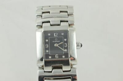 Eterna Minx Quartz Women's Watch 2608.41 Quartz 20MM Nice Condition • 257.95£
