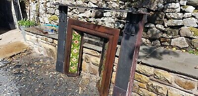 £100 • Buy Antique Slate Fire Place Surround Victorian 1890 Original, With Cast Iron Insert