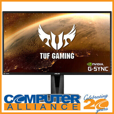 AU519 • Buy 27  ASUS VG27AQ IPS WQHD 165Hz TUF Gaming Monitor With Speakers And Height Adjus