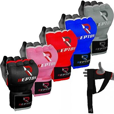 $ CDN10.28 • Buy Gel Gloves Boxing Padded Inner Punch Bag Hand Quick Wraps UFC Gear MMA Protector