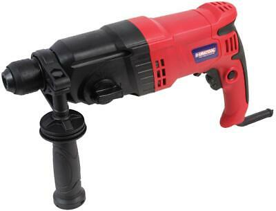 DURATOOL - D03224 - 900W 3 Function SDS Rotary Hammer Drill 230V • 69.99£