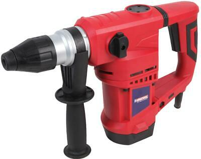 DURATOOL - D03225 - 1500W 3 Function SDS Rotary Hammer Drill 230V • 89.99£